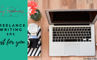 Freelance Writing 101